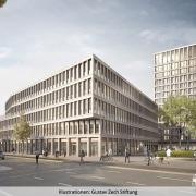 Neubau Volksbank Heidelberg
